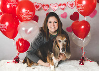 Pet Valentine's at 4 Paws Pets